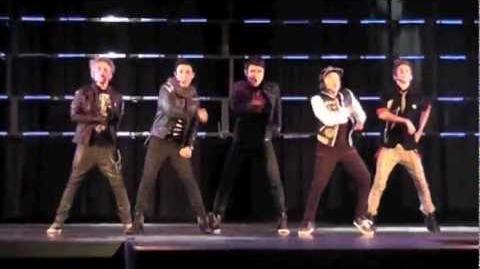 """IM5"" Debut Performance at Youth Rock Awards (12 7 2011)-0"