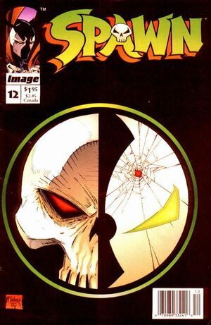 Cover for Spawn #12 (1993)