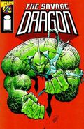 Savage dragon one-half