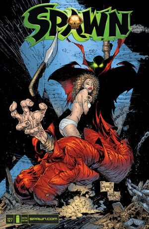 Cover for Spawn #127 (2003)