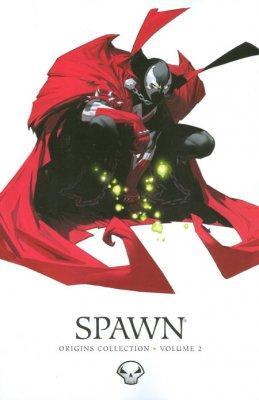 Cover for Spawn: Origins #2 (2009)