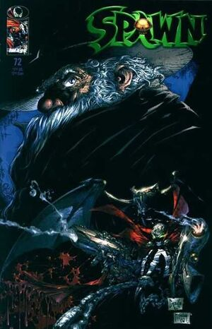Cover for Spawn #72 (1998)