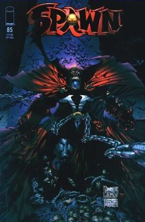 Cover for Spawn #85 (1999)