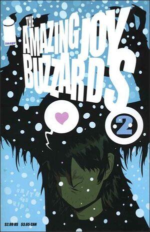 Cover for Amazing Joy Buzzards #2 (2005)