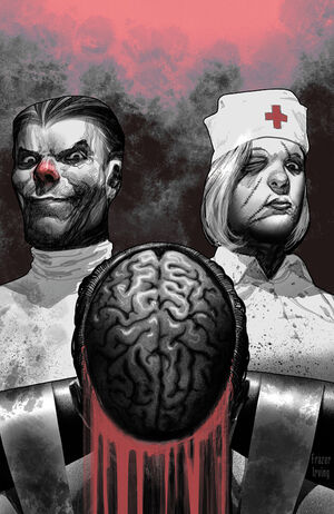 Cover for Bedlam #4 (2013)