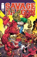 Savage Dragon Vol 1 199