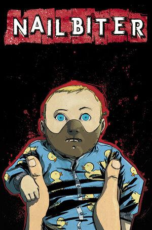 Cover for Nailbiter #6 (2014)