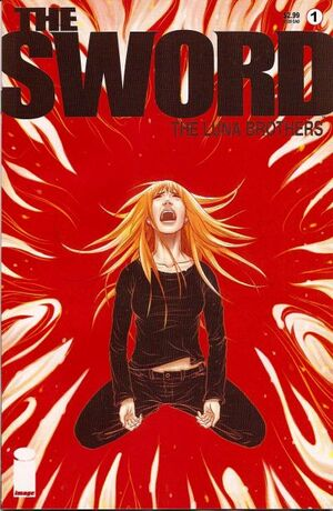 Cover for The Sword #1 (2007)