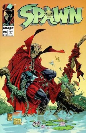 Cover for Spawn #26 (1994)