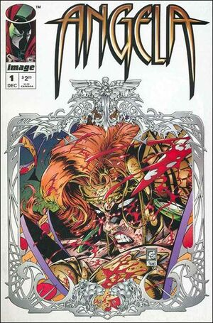 Cover for Angela #1 (1994)