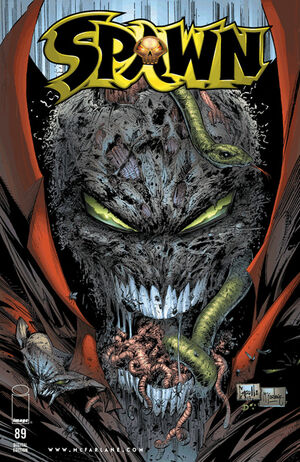 Cover for Spawn #89 (1999)