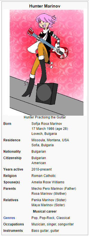 Hunter Info-0