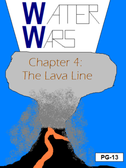 The Lava Line Poster