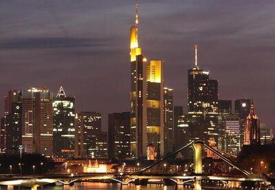 Frankfurt, View