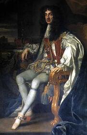 389px-Charles II of England