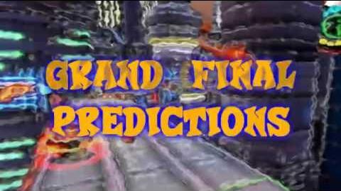 Crash Bandicoot Tournament 2 (IAS5) Talk Show 28 7 11