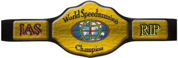 World Speedrunning Championship
