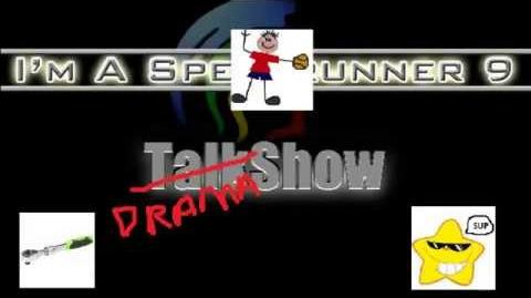 The Im A Speedrunner DramaShow 16 10 2014