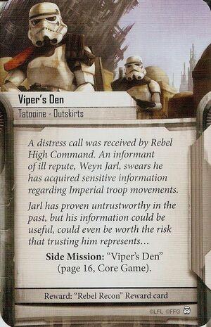 Vipers Den
