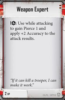 Weapon-expert