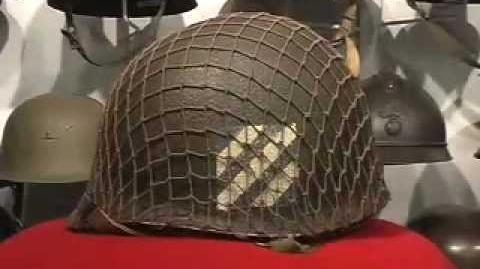 U.S. M1 Helmet WWII and Beyond