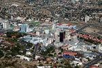 Windhoek aerial