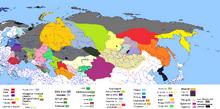 DD62 Map of Soviet states