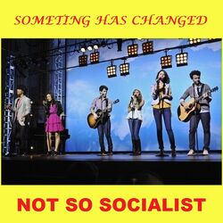 Something Has Changed cover