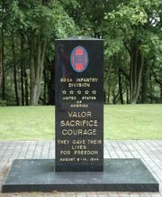 Mortain Battle Memorial