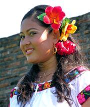 Mexico-lady