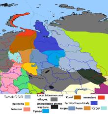 DD62 Urals Alliance Oblasts