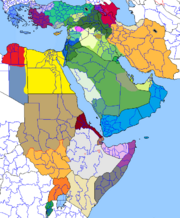 TA62 Middle East