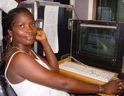 OTL Isata Mahoi radio editor and actress