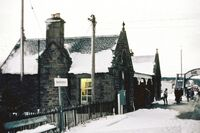 Scotland Newtonmore Station