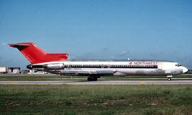 Northwest Airlines Boeing 727-200