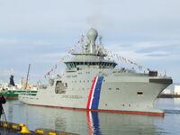 2 Arrival of Thor - Icelandic Coast Guard 2011-10-27 Reykjavik