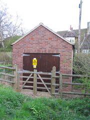 Ashwell electricity sub-station. - geograph.org.uk - 158723