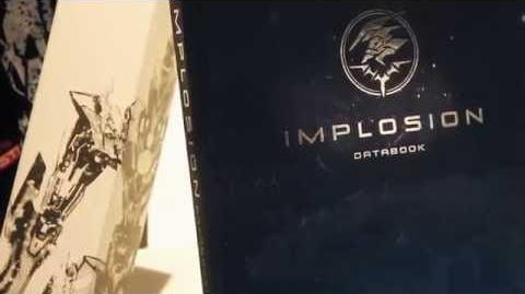 A Look At A Book Implosion DATA BOOK