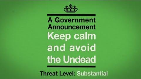 Undead Survival 1 3 Keep Calm and Avoid the Undead - In The Flesh - BBC Three