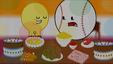 S2e1 lightbulb, stop! you've eaten like, fifty cookies already!