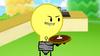 S2e7 lightbulb cookie pizza