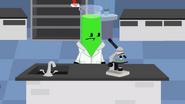 S2e3 test tube studying through a mircoscope 2
