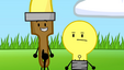 S2e1 and you must be paintbrush and lightbulb! 2