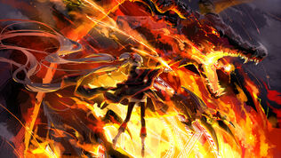 13771 1 other anime dragon fire fire dragon