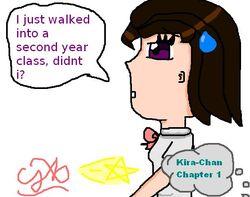 Kira-Chan Chapter 1 pic