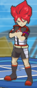 Neo Genesis Uniform Player