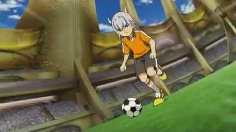 Inazuma Eleven Go (イナズマイレブン Go) - Round Spark ラウンドスパーク