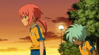 Kirino and Kurama left the team