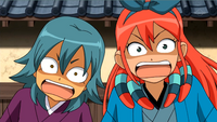 Midori And Kariya Afraid CS 26 HQ
