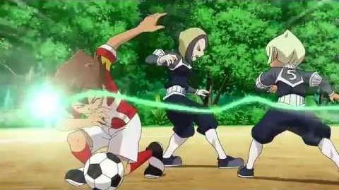 Inazuma Eleven GO Chrono Stone - Aggressive Beat アグレッシブビート